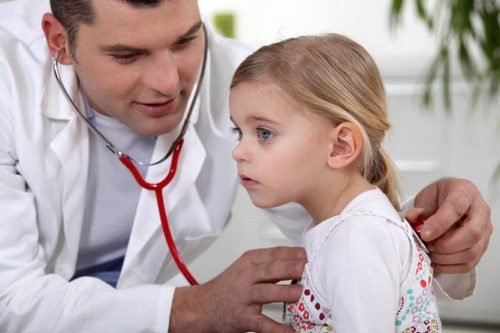 Лечение туберкулеза, у детей