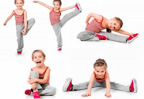 Упражнения при сколиозе, у детей