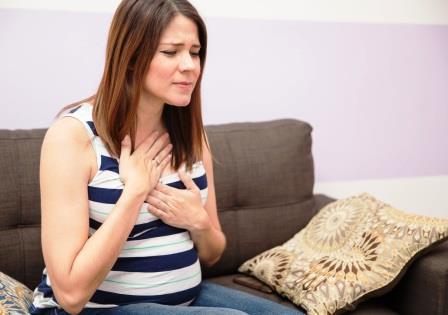 Лечение изжоги, при беременности