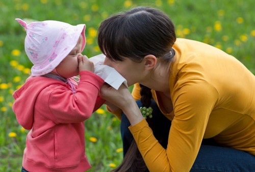 Анафилаксия, у ребенка
