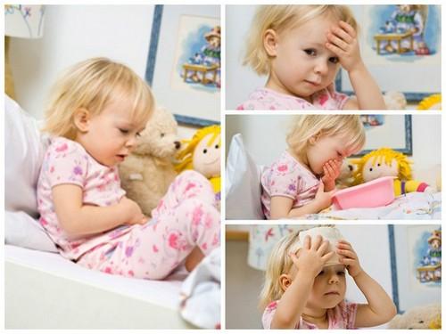 Кишечный грипп, у ребенка