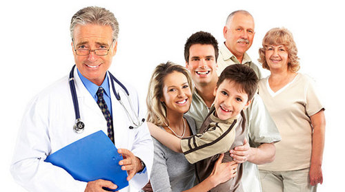 Список профессий врача