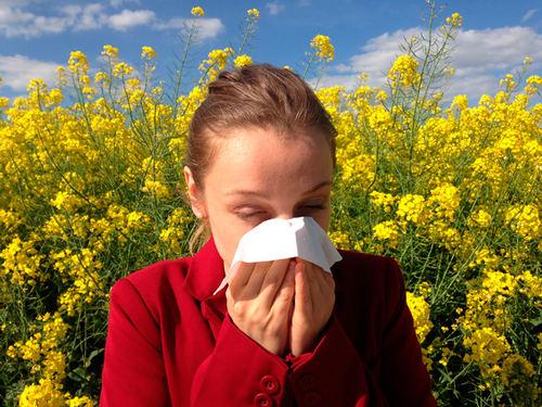 Как бороться с сезонной аллергией?