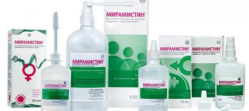 Октенисепт или Мирамистин, что эффективнее